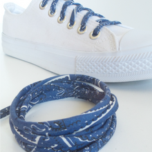 Blue-Bandana-Shoestrings