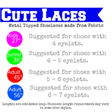 shoe lace lengths shoelace suggestions