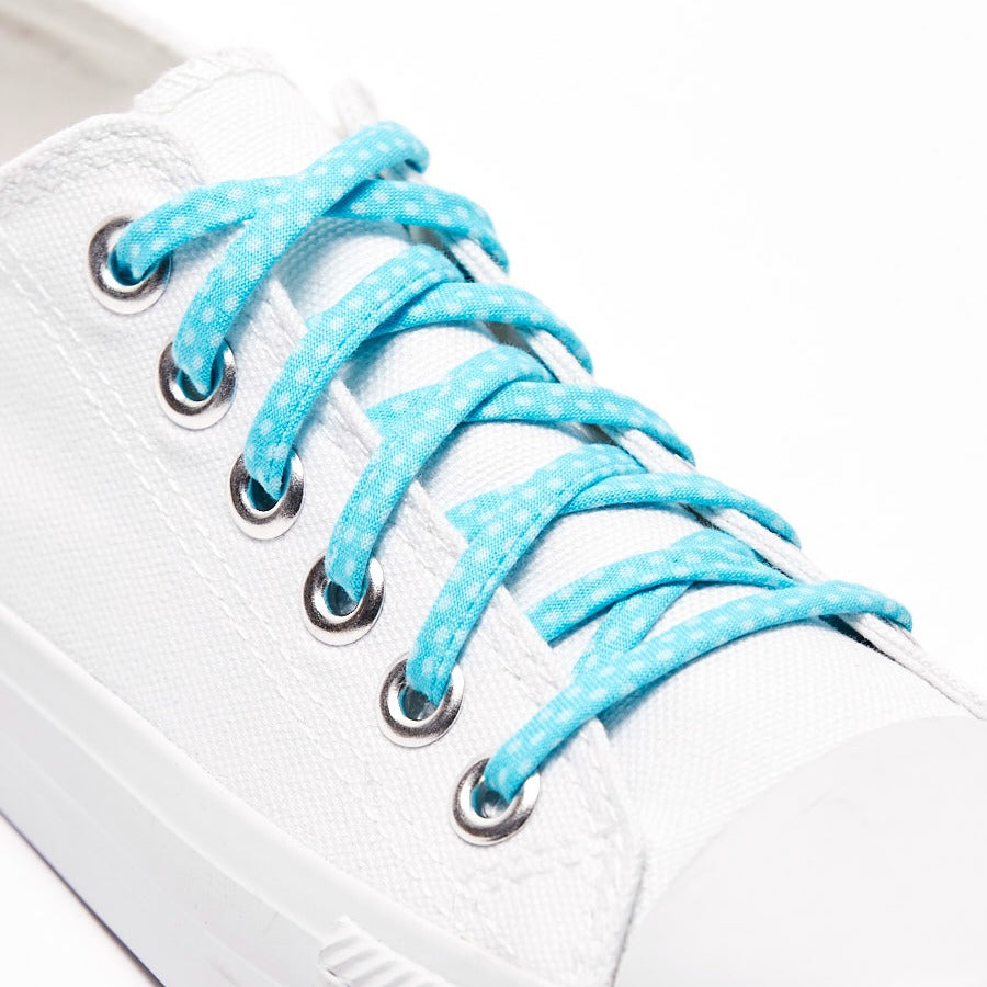 Funky-Shoelaces-Aqua-Green-Turquoise-gift