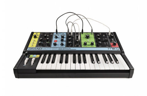 Moog grandmother venta méxico