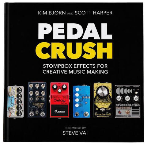 Pedal Crush - The book