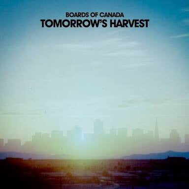 Boards of Canadá -Tomorrows Harvest