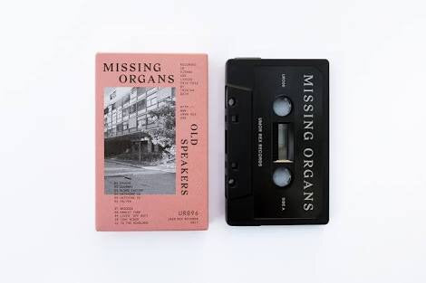 Missing Organs - OLD SPEAKERS - UR096