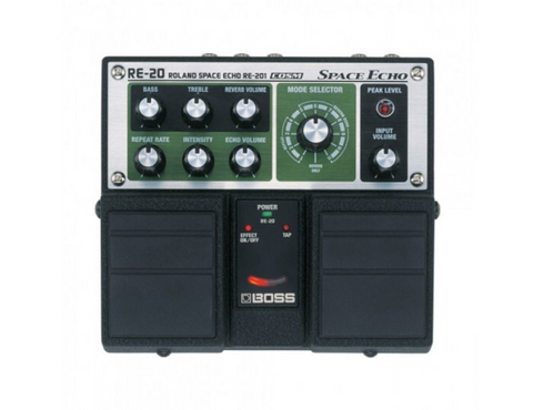Boss RE-20 Pedal de Efectos