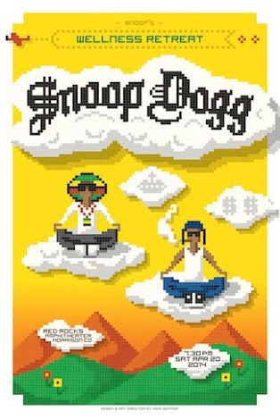 Snoop Dogg (Lithograph)