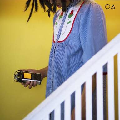 London O'Connor - Circle / Triangle (Yellow LP)