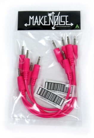 Pink cables