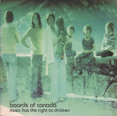 Boards of Canadá -music has the rigth to children