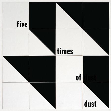 Five Times Of Dust - Smile With The Eyes [2xLP]