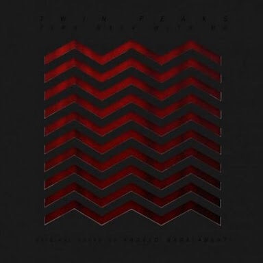 Angelo Badalamenti - Twin Peaks: Fire Walk With Me (OST, 2XLP - Cherry Pie Color Vinyl)