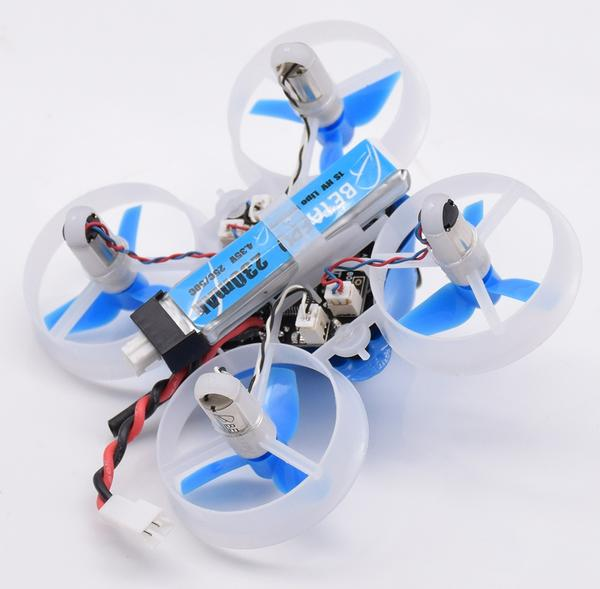Beta65S BNF Micro Whoop Quadcopter FrSKY + OSD - DroneRacingParts.com