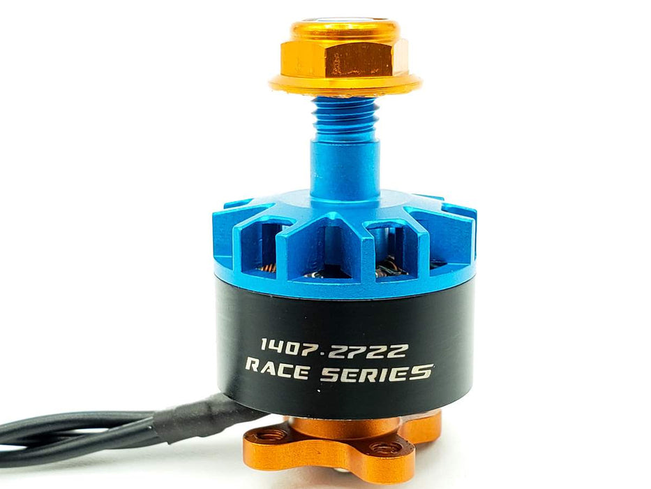 HYPERLITE 1407-2722 RACE SERIES PERFECT FLOSS MOTOR - DroneRacingParts.com