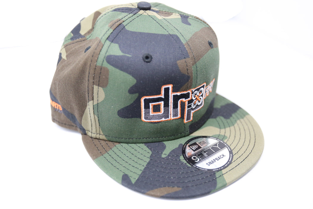 DRP x New ERA Original 9FIFTY Snapback hat - DroneRacingParts.com