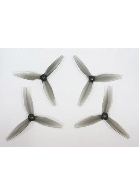 HQ DURABLE PROP POLY CARBONATE SET OF 4 5X4.5X3V3 - DroneRacingParts.com