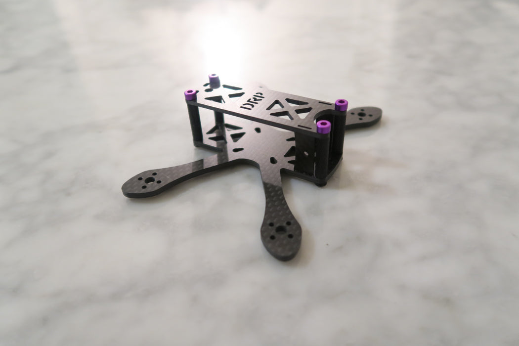 Buy MIB Micro Frame v2.5 - DRPFPV at DroneRacingParts.com for only ...