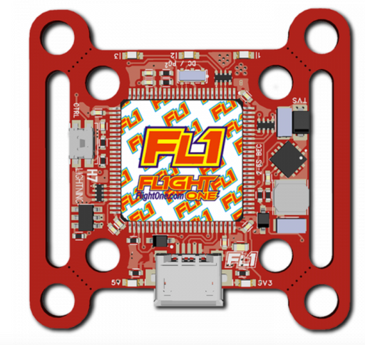 Flightone Lightning H7 500mhz Flight Controller *Preorder-DRP-FlightOne