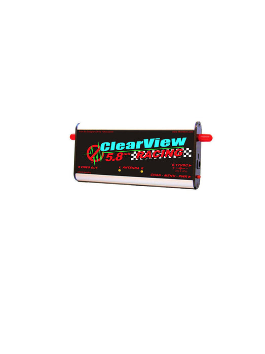 CLEARVIEW RACING RECEIVER TBS EDITION - DroneRacingParts.com