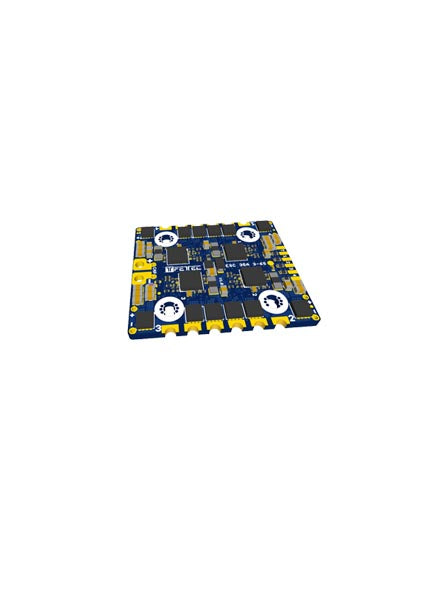 FETtec ESC 4in1 high performance DShot 2400 ESC (KISS FC Passthrough) - DroneRacingParts.com