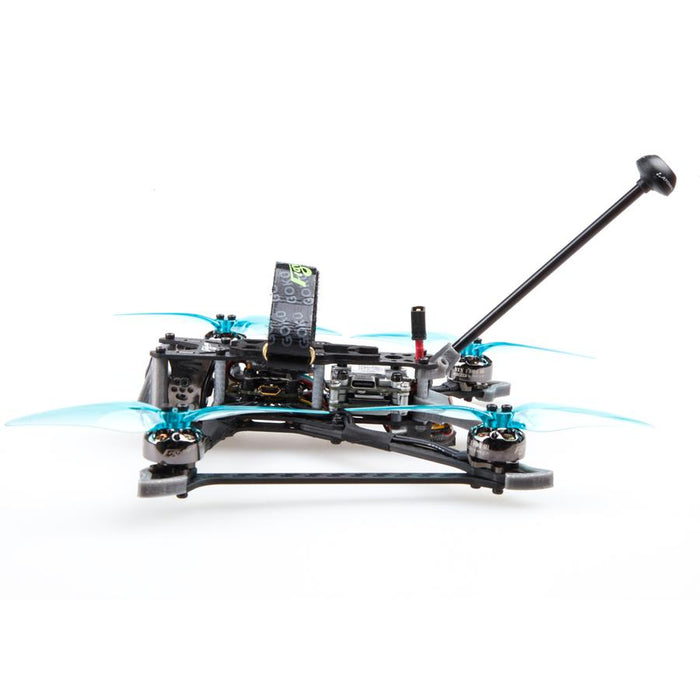 Explorer LR HD 4'' Micro Long Range FPV Ultralight Quad w/ Caddx Vista HD System + TBS Crossfire