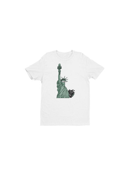 FPV Statue of Liberty Shirt - DroneRacingParts.com