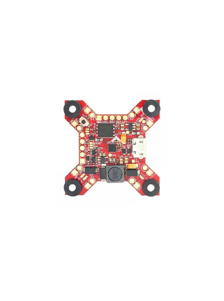 FORTINI F4 32Khz 16MB Black Box Flight Controller - DroneRacingParts.com