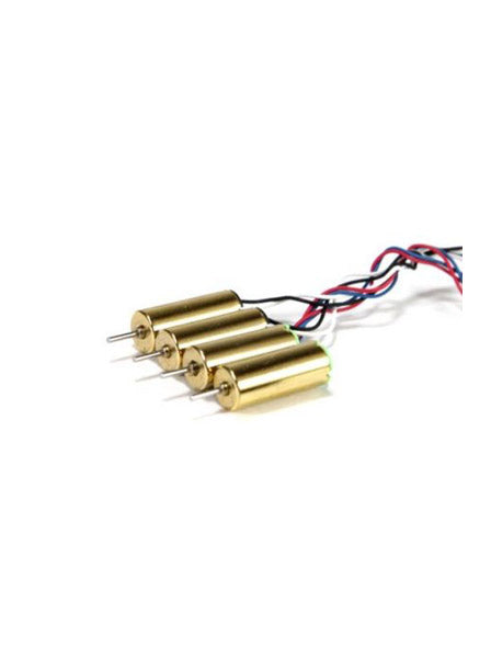 BDR GOLD Edition - 6mm Brushed Motor - DroneRacingParts.com