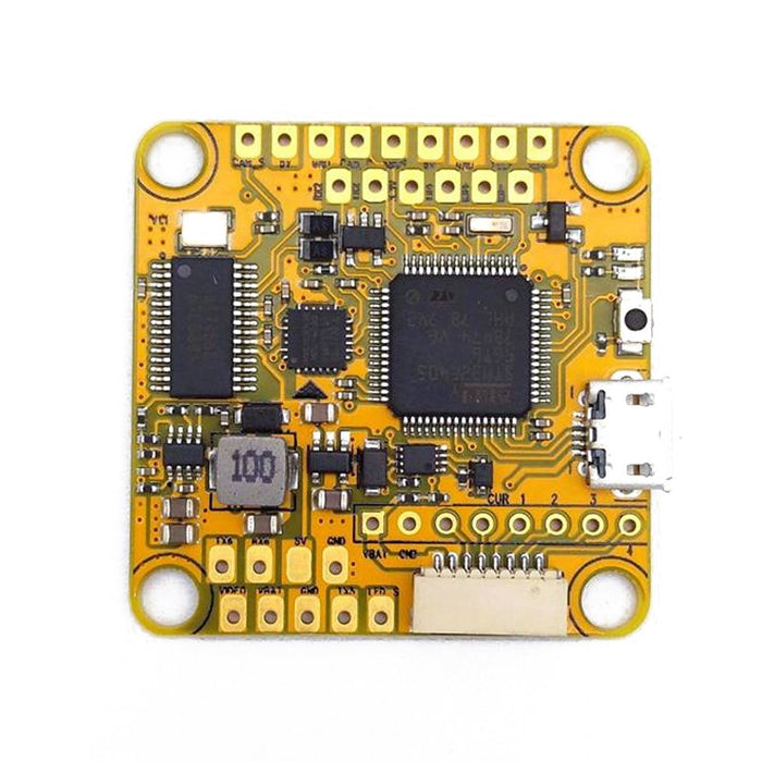 HyperLite F4 OSD V2 F4 Flight Controller with VTX Pit Mode - DroneRacingParts.com