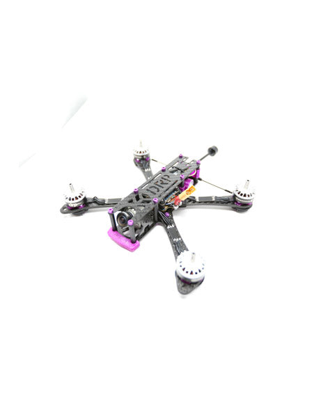 DRP M5 FlightOne Pro Build (6s ready) - BNF Racing Drone - DroneRacingParts.com