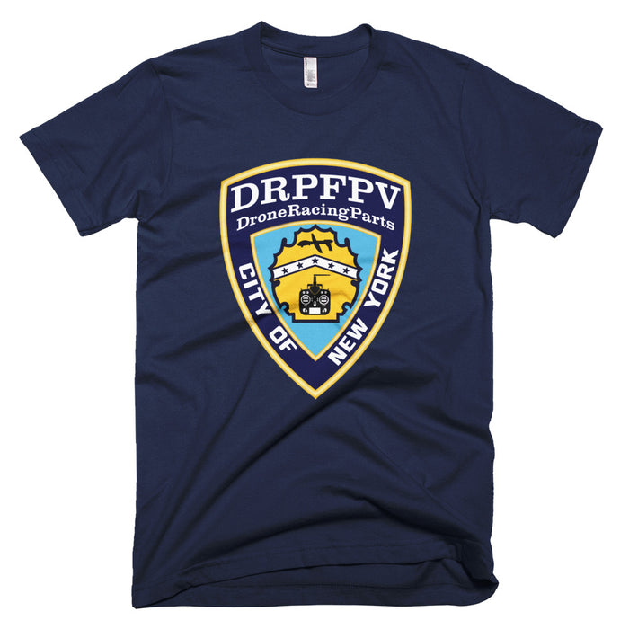 DRPFPV Drone Department Short-Sleeve T-Shirt - DroneRacingParts.com