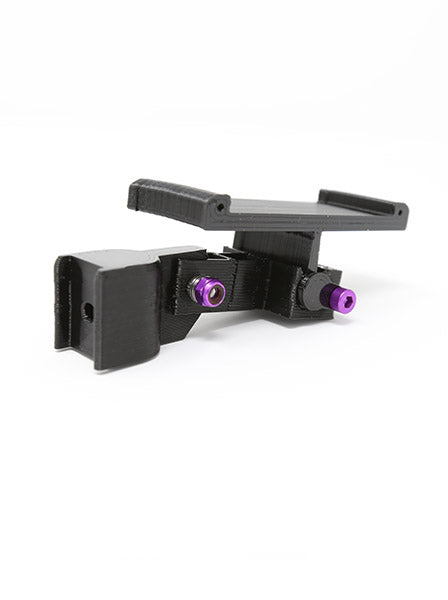 FPV Watch Mount for FrSkY Taranis X9D+ and Q X7 - DroneRacingParts.com