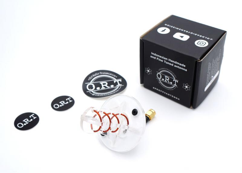 ORT NEW HELICAL 3 TURN ANTENNA - DroneRacingParts.com
