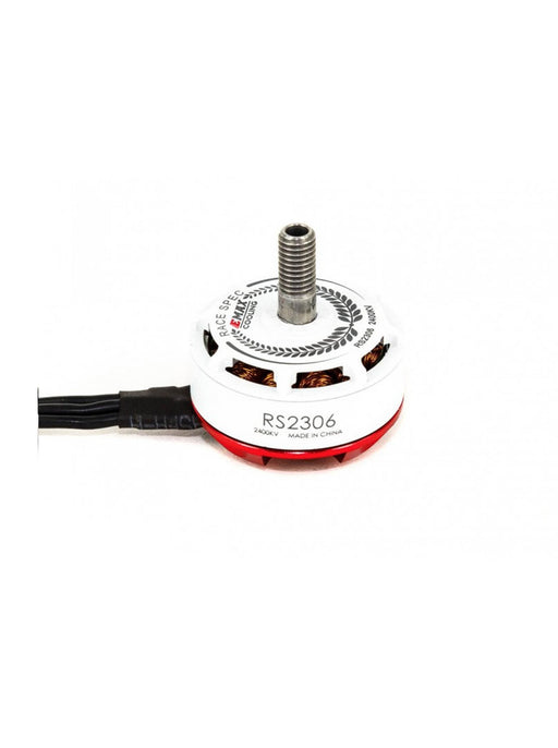 EMAX RS2306 CW Thread Motor Limited White - DroneRacingParts.com
