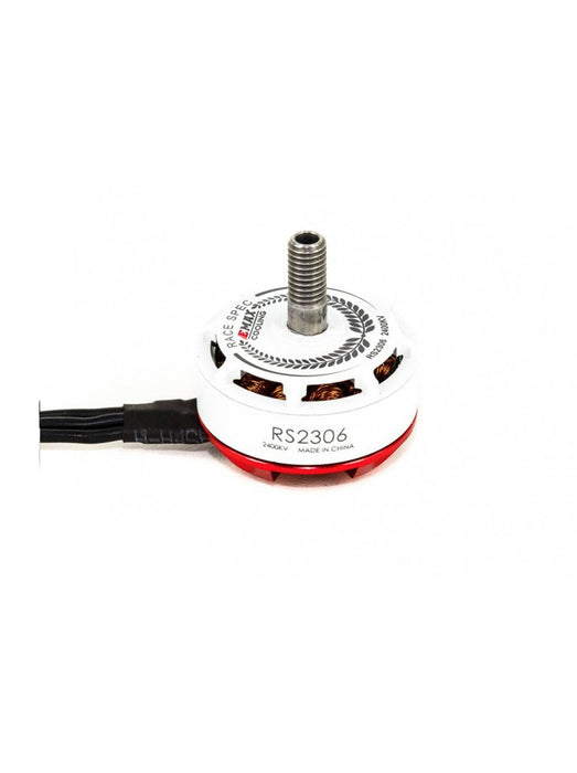 EMAX RS2306 CW Thread Motor Limited White-DroneRacingParts.com-EMAX