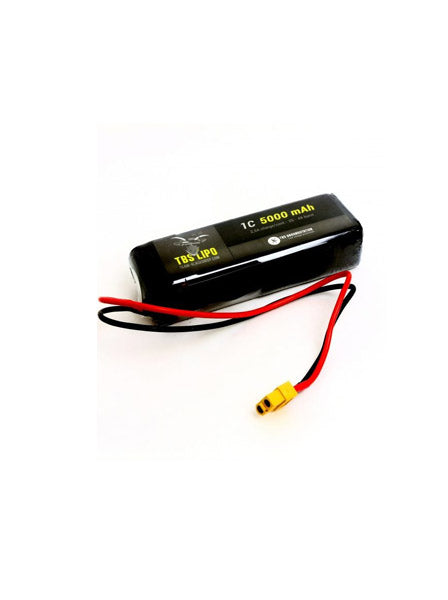 TBS GROUNDSTATION 5000MAH 3S 1C LIPO