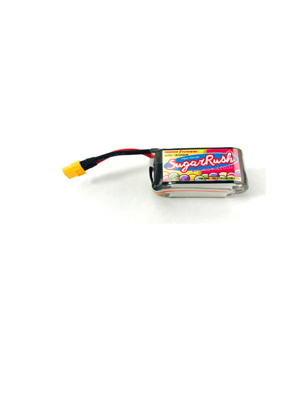 Thunder Power Sugar Rush 14.8v 1500mah 100c Lipo - DroneRacingParts.com