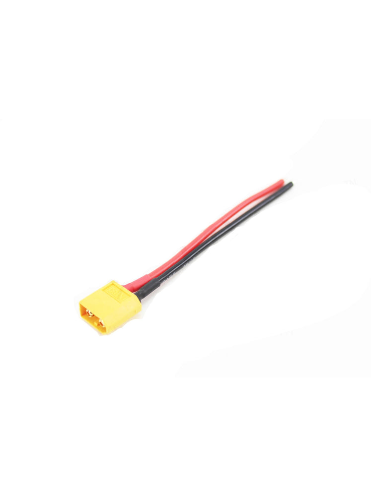 XT60 LIPO PIGTAIL 16AWG WIRE - DroneRacingParts.com