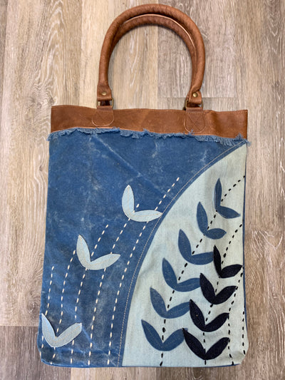 Falling Leaves Tote