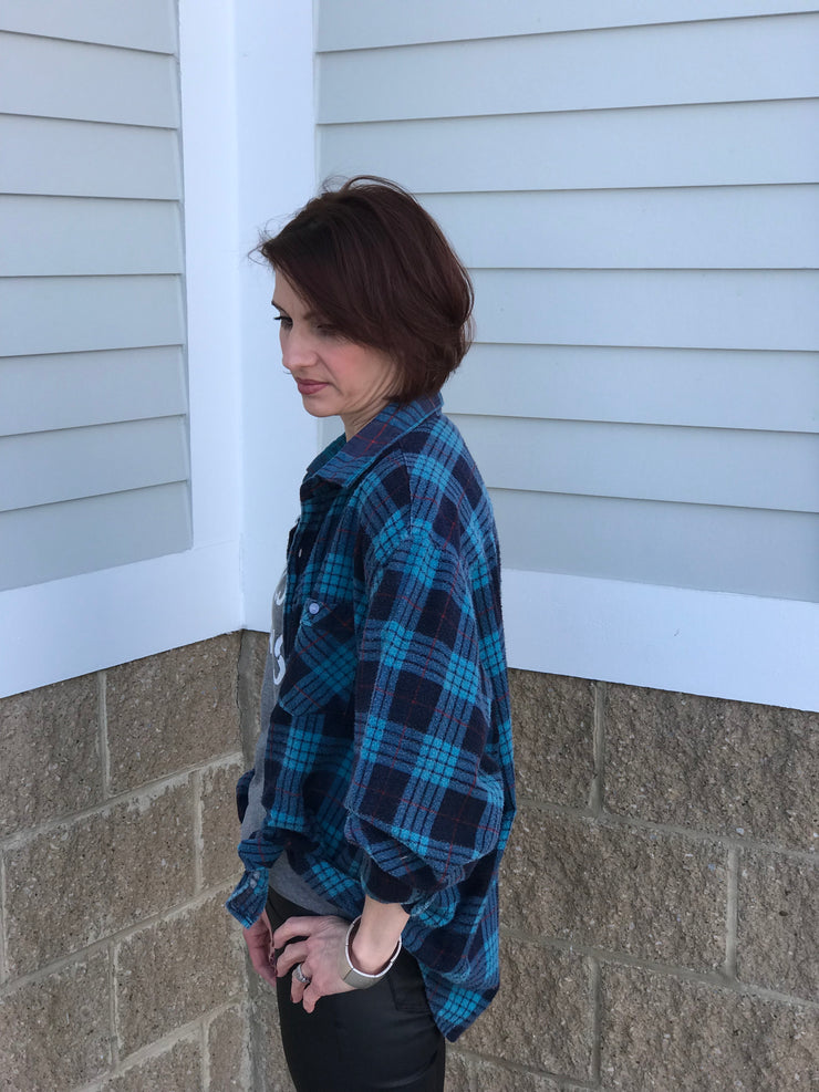 Large Flannel