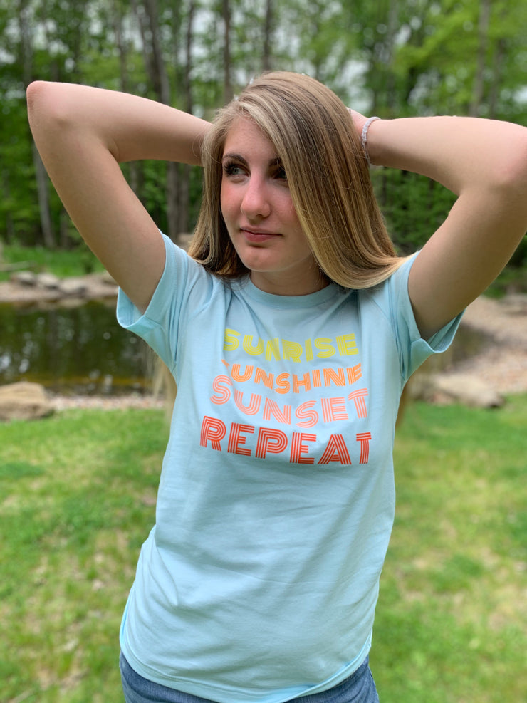 Sunshine Repeat Tee