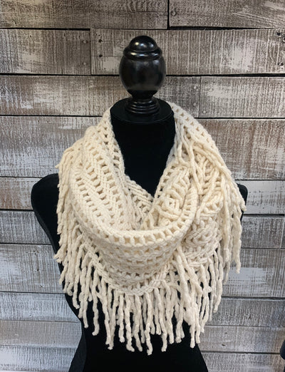 Lattice Infinity Scarf