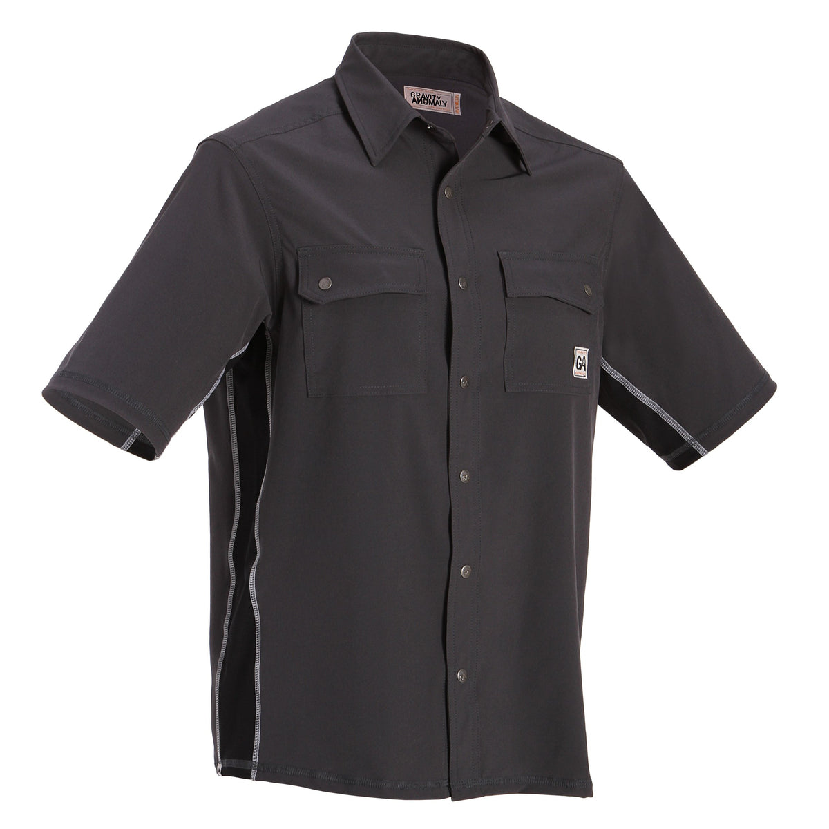 Boardroom Mountain Bike Jersey II Pewter