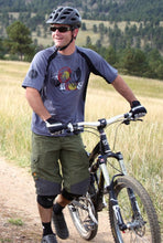 Longhaul Mountain Bike Shorts Olive