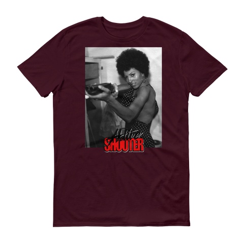 Coffy Tee (Maroon)
