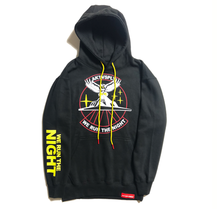 We Run The Night Hoodie