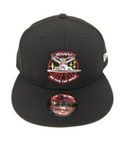 We Run The Night Official New Era 9FIFTY SnapBack (BLACK)