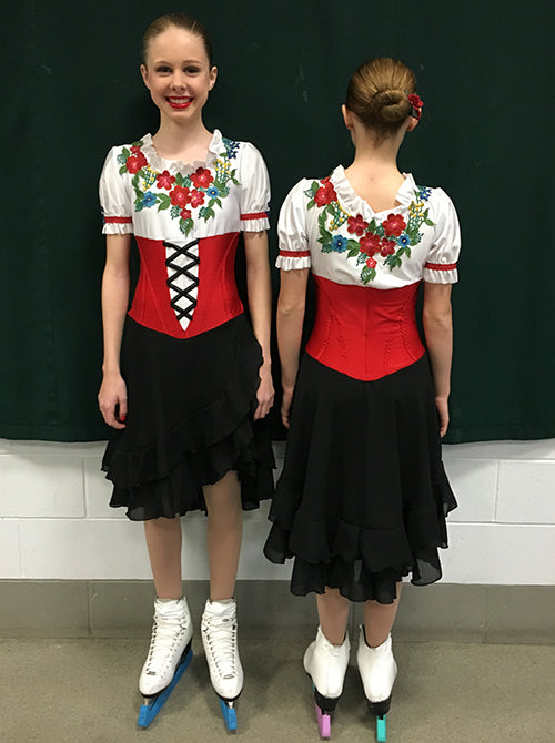 Señoritas Dress