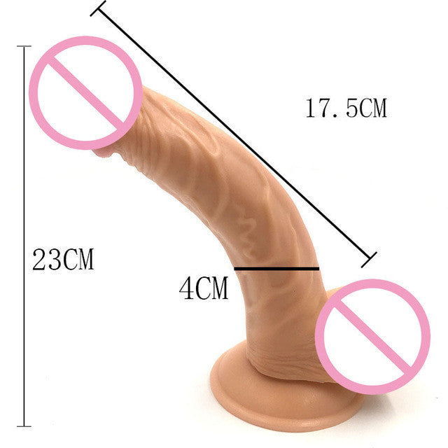 Silicone Harness Strap On  for Huge Dildo -  Strapless Lesbian Sex Toys