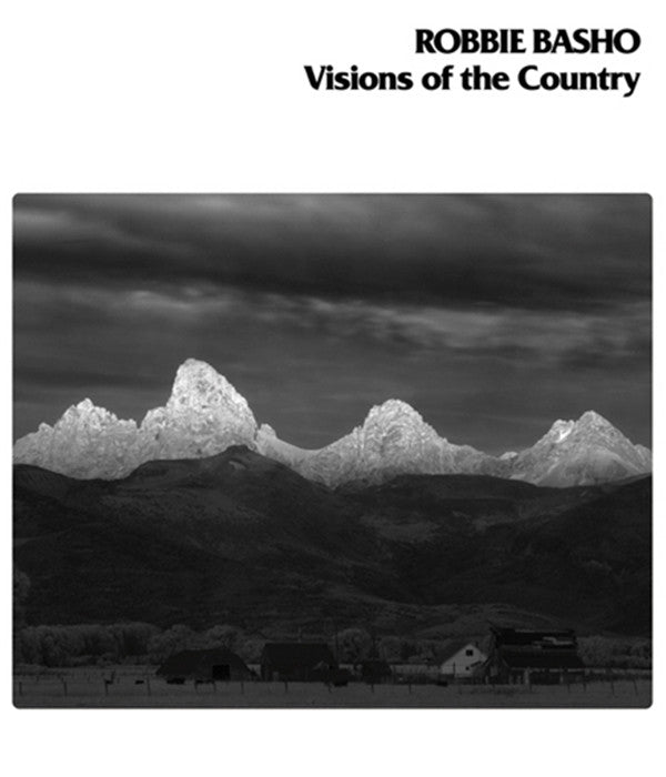 Robbie Basho Visions of the Country LP & Mp3