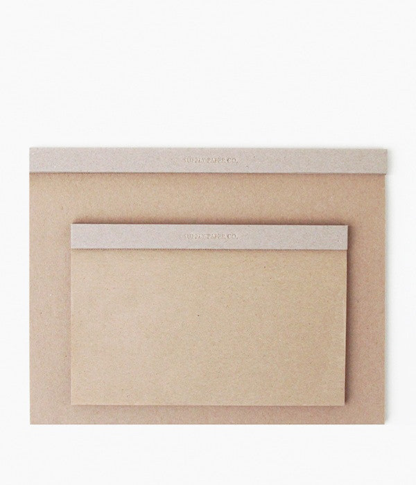 Supply Paper Co. Kraft Drawing Pad