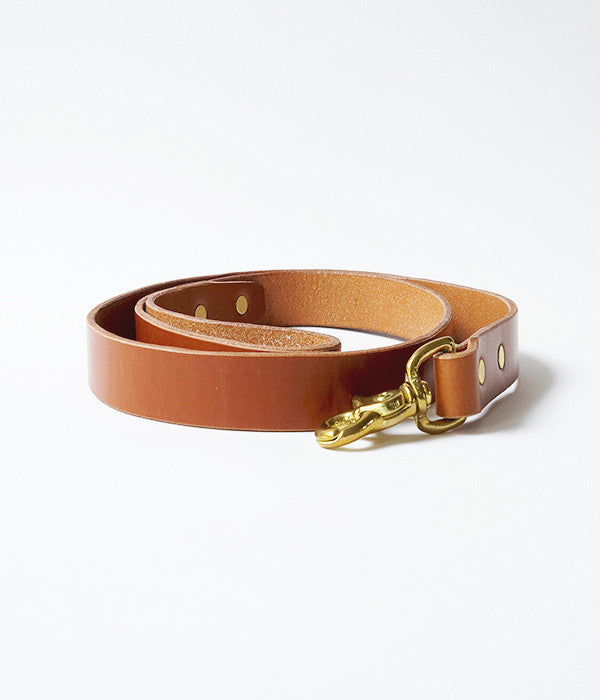 Wootten - Leather Dog Lead